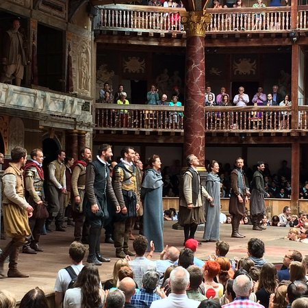 Shakespeare's Globe Theatre: Julius Caesar