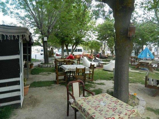 Green Garden Cafe: bahce4