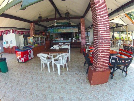 Koh Wai Pakarang Resort : Restaurant