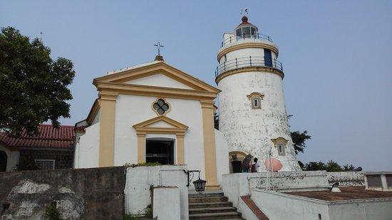 Guia Fortress: 外観