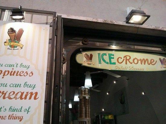 ICE cRome