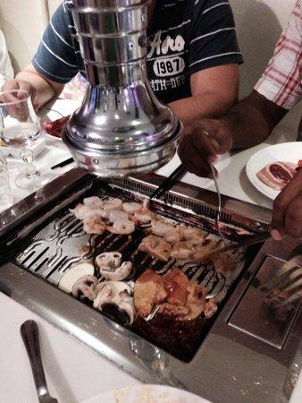 Restaurant Grillad'oc : In the making...