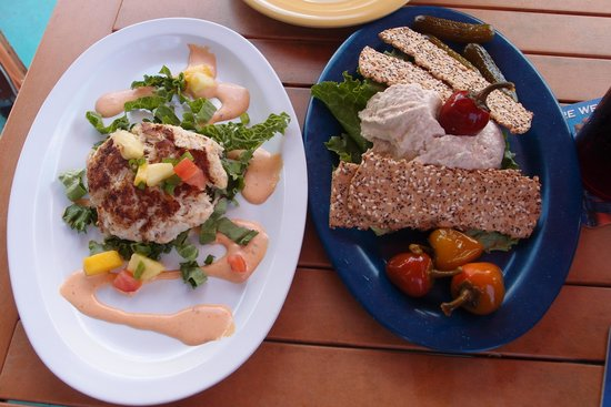 Island Gypsy Cafe & Marina Bar: appetizers