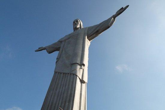 Statue du Christ Rédempteur : Christ the Redeemer