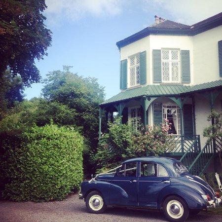Ashley Park House : Outside