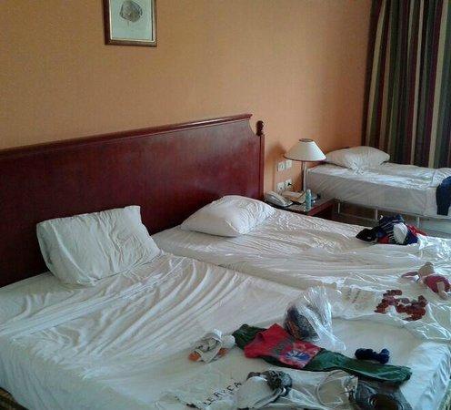Fantazia Resort: le stanze pulite e ordinate , ma dopo siamo arrivati noi !!!