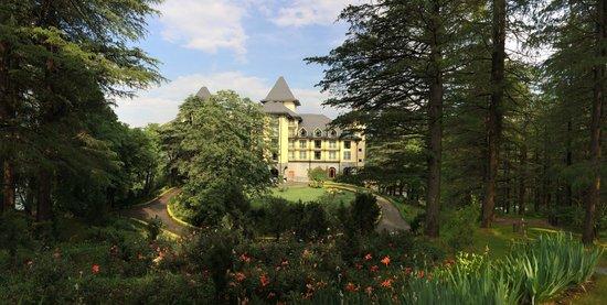 Wildflower Hall, Shimla in the Himalayas: The glorious Wildflower Hall