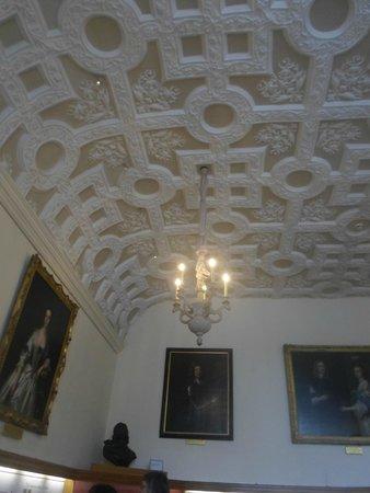 Leeds Castle: Beautiful Ceilings