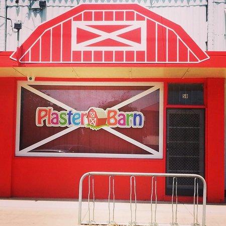 Plaster Barn