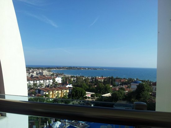 Side Prenses Resort Hotel & Spa: view