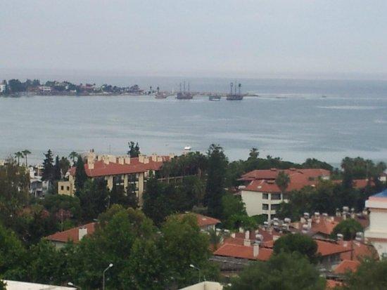 Side Prenses Resort Hotel & Spa: view of Side Bay