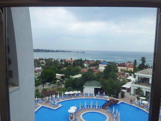 Side Prenses Resort Hotel & Spa: sea view