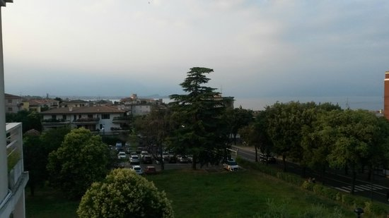 Hotel Benaco: A room with a view