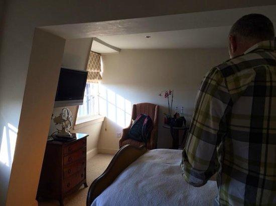 The George in Rye: Bedroom 18, top floor