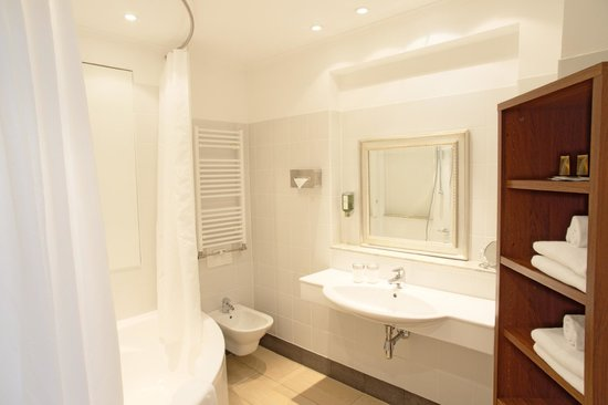Hotel SPIESS & SPIESS Appartement-Pension: Bathroom