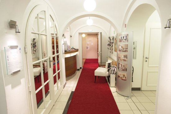 Hotel SPIESS & SPIESS Appartement-Pension: Reception