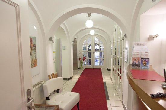 Hotel SPIESS & SPIESS Appartement-Pension: Entrance