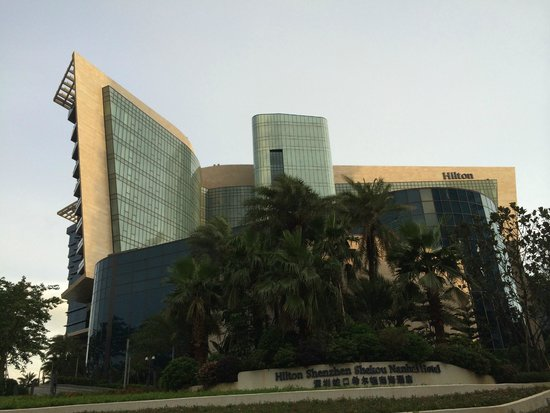 Hilton Shenzhen Shekou Nanhai: hotel