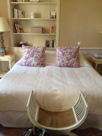 La Baronnie Hôtel & Spa : Rose see Parme - luxury!