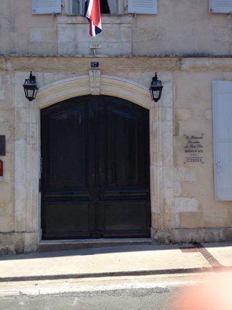 La Baronnie Hôtel & Spa : Your welcome!
