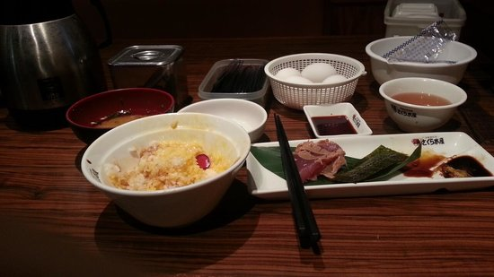 Sakurasuisan Sakaisujihonmachiten: ついつい食べ過ぎ