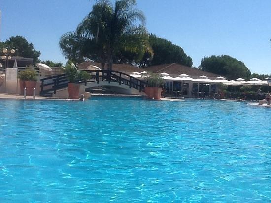 Porto Bay Falesia: pool