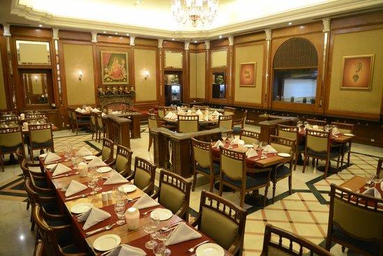 The Lalit Laxmi Vilas Palace Udaipur: Padmini - Multi Cuisine Restaurant