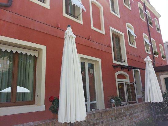 Hotel Moresco : Garden