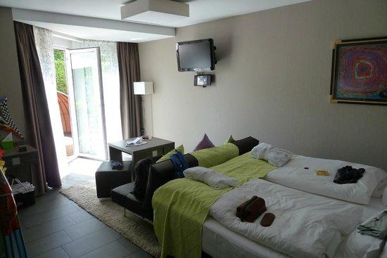 Hotel Kolb & Inselchalets: Junior Suite