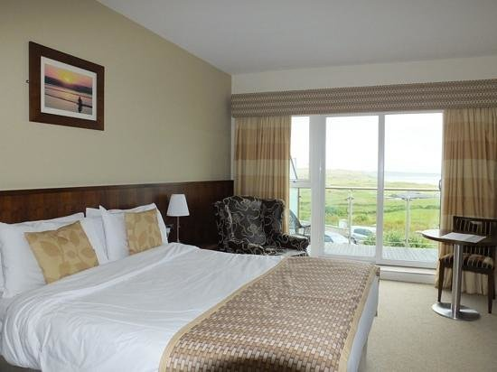 Strandhill, Ireland: lovely rooms