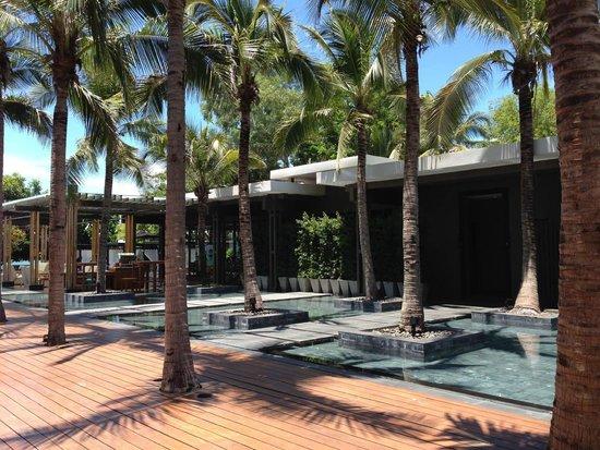 V Villas Hua Hin, MGallery by Sofitel: restaurant