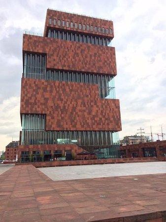 MAS - Museum aan de Stroom: le musee!