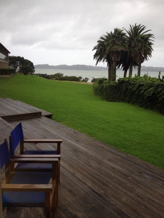 Copthorne Hotel & Resort Bay of Islands : From out room. Nice!