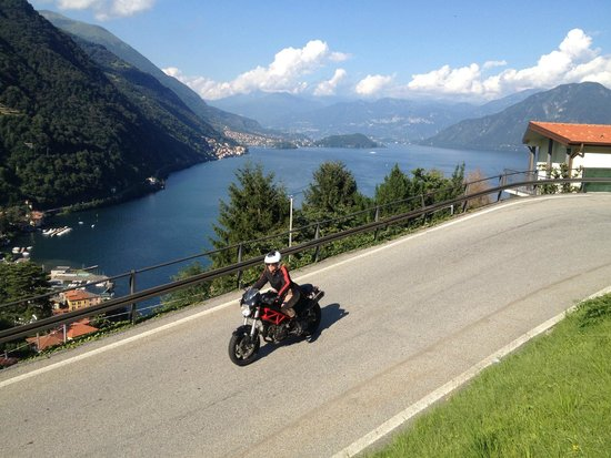 Lake Como Motorbike - Day Tours