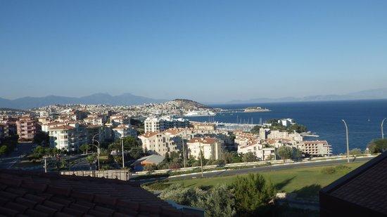 The Panorama Hill: de jour, le matin