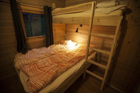 Geirangerfjorden Feriesenter: Спальня