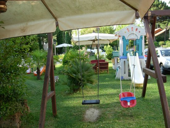 Albergo Villa Liliana: Parco giochi