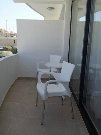 Mariandy Hotel: балкон в номере