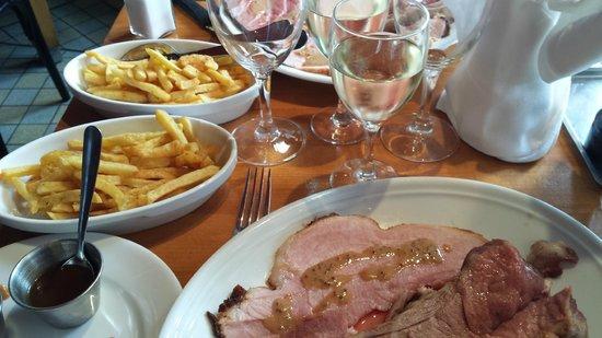 Restaurant Le Louchebem Paris