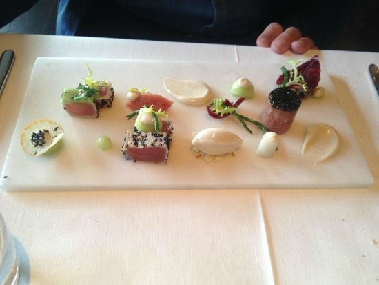 Osteria TRE at Bad Bubendorf Hotel : Vitello tonnato