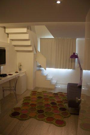 Hotel Borgo Pantano: Chambre 137 Rez
