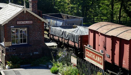 Goathland Station: Rolling stock