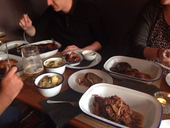 The Smokehouse: Feast!
