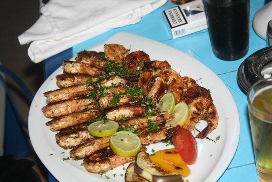 Marlin Inn Beach Resort : Рыбный ресторан