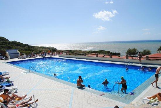 Piscina foto di hotel club rasciada castelsardo for Piscina n club