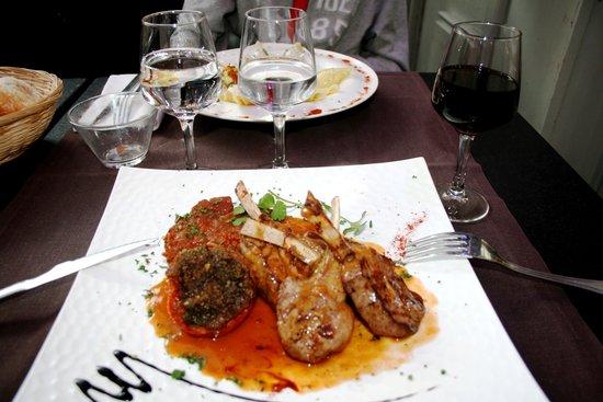Bastide du Cours: Баранина