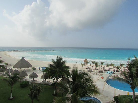 Krystal Cancun: View from the room