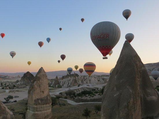 Royal Balloon - Cappadocia: Cappadocia!