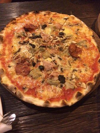 Pronto Pizza : Great pizza