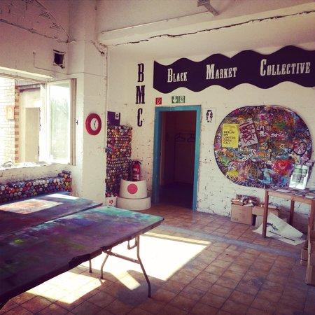 Alternative Berlin Tours: Workshop